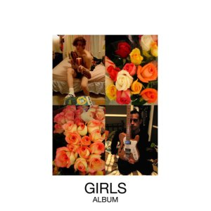 girls album cover