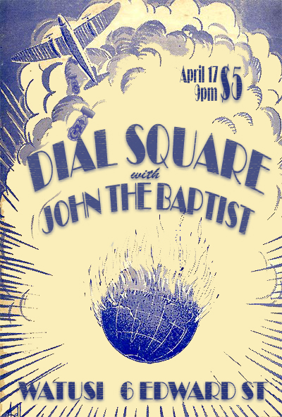 Dial Square, John The Baptist, Publication And Design