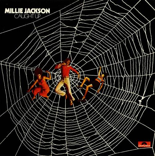 Millie Jackson's Caught Up Album Cover
