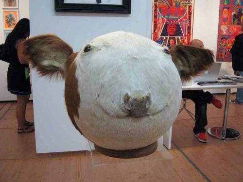 Cow Ball